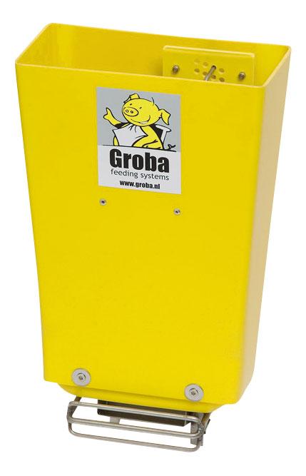zeugendosator Groba - voerdoseerder